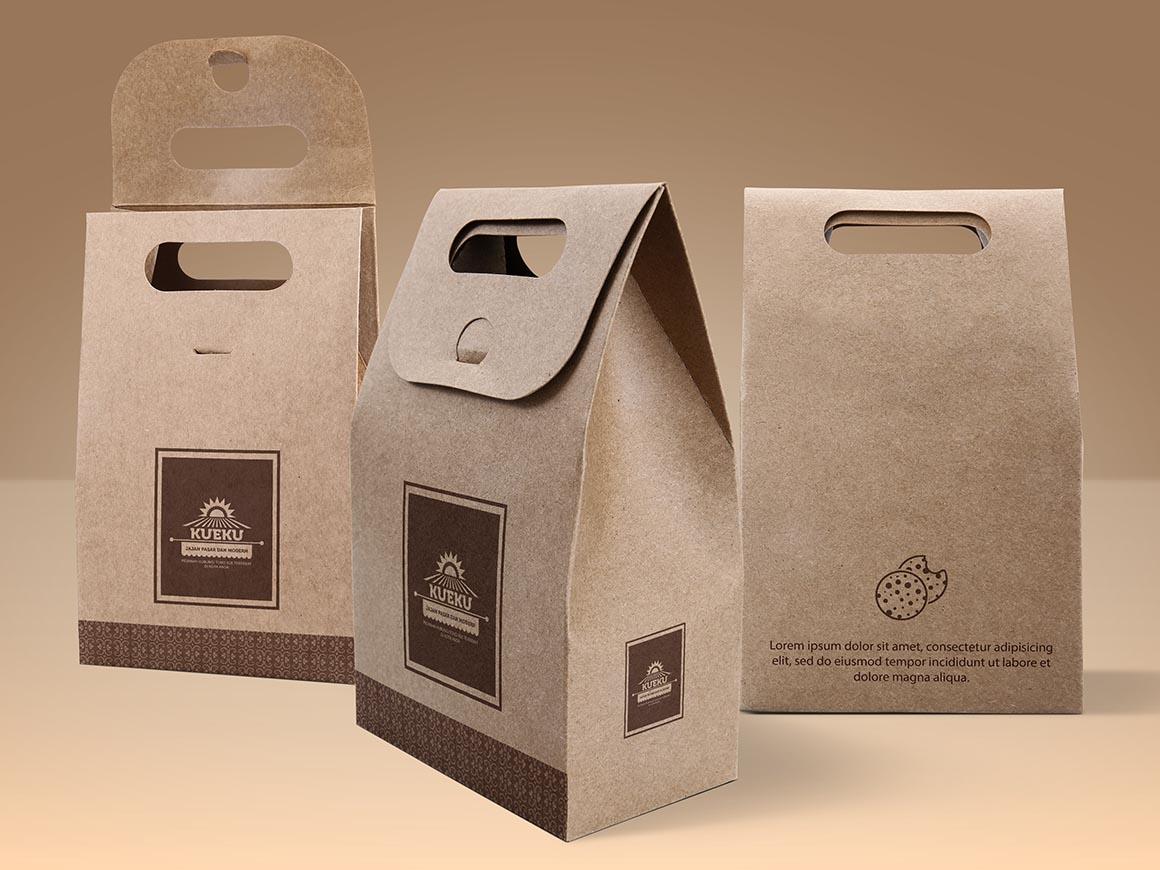 paper bag template www