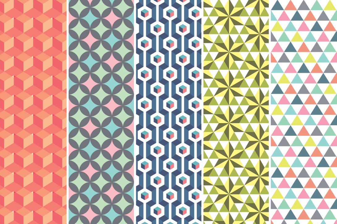 Free Patterns | Vector Geometry | Freebies & Deals for ...