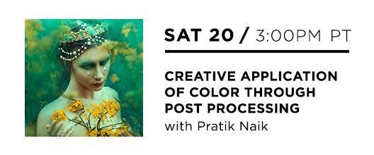 Photoshop Week 2017FREE Live BroadcastMay 15 – 20