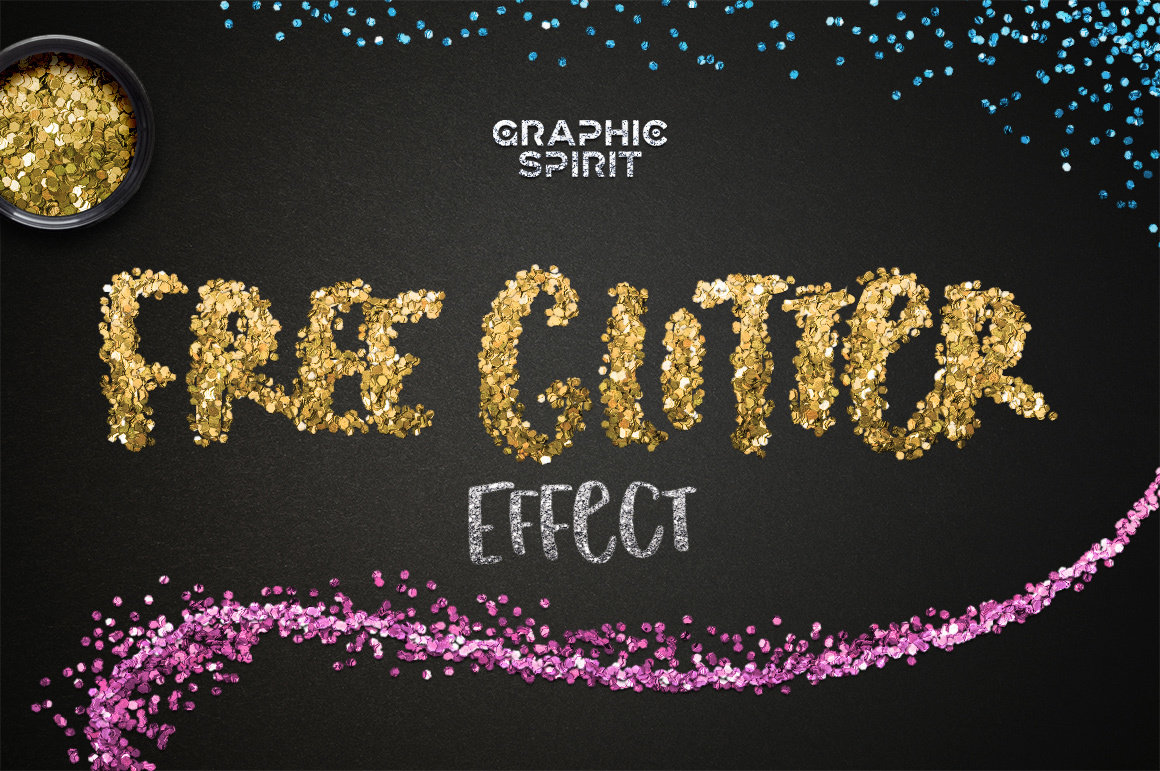 Free Styles – Photoshop Glitter | Freebies & Deals for