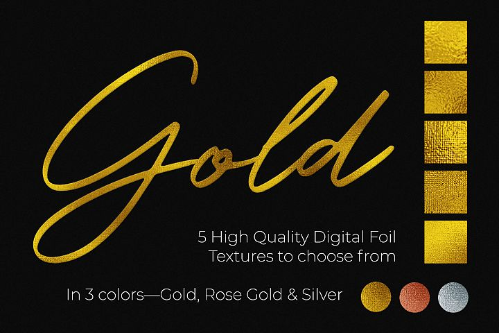 Free Styles – Hot Foil Stamp Effect Kit | Freebies & Deals