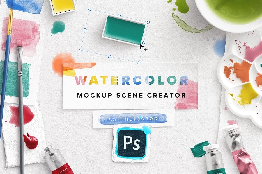 Best Price Quality Mockups Bundles with commercial license